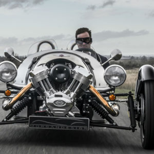 Morgan Three Wheeler Accessories