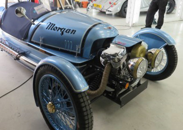Morgan cars Morgan Sports Car Morgan Automobiles USA dealer