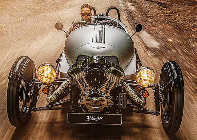 Morgan cars Morgan Sports Car Morgan Automobiles USA dealer